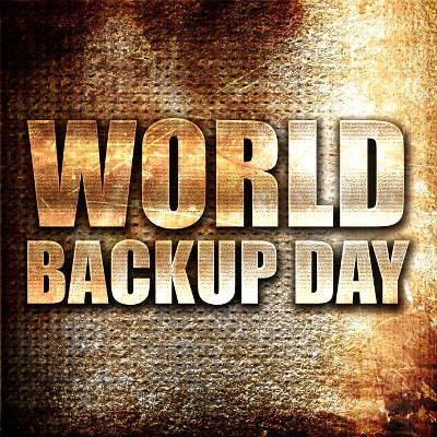 Getting Back to the Basics for World Backup Day!